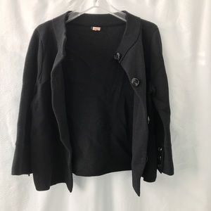 J. Crew Jackets & Coats - J.Crew Knit Blazer Jacket Coat Sweater Cardigan